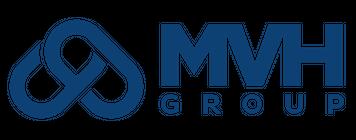 MVH logo menu